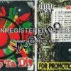 DUB WAR Step Ta Dis CD PROMO 1998 original w. 14 songs (rare / unreleased elsewhere versions). Ragga metal.