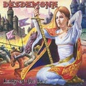 DESDEMONA: Lady of the Lore CD Epic, must have, Great Power Metal. !