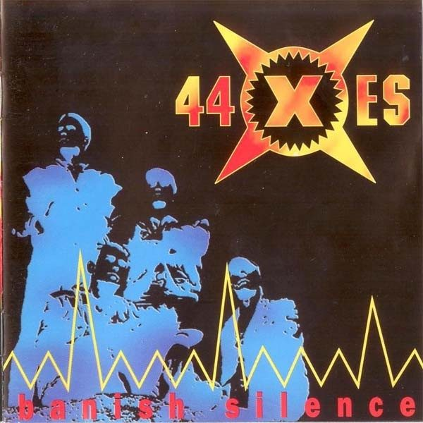 44 X ES: Banish Silence CD. Powerful German Industrial Metal. Check videos. HIGHLY RECOMMENDED.