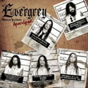 EVERGREY: Monday Morning Apocalypse CD PROMO Swedish prog metal. & Video!