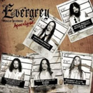 EVERGREY: Monday Morning Apocalypse CD PROMO Swedish prog metal. & Video!