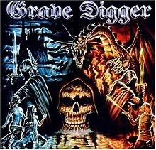GRAVE DIGGER: Rheingold CD PROMO 2003..