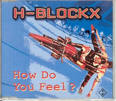 H-BLOCKX: How do you feel? CD Check video.