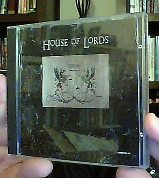 HOUSE OF LORDS: s.t CD original Rare. Musicians from Angel, Giuffria, Quiet Riot, Alice Cooper Check videos + all samples!