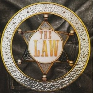 The LAW: s.t CD (original 1991) Paul Rodgers (Free, Bad Co., Queen) + The Faces, The Who, Pink Floyd members. s.