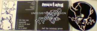 MUSTANG: Feel the mustang power CD. Modern Metal / Nu from Norway. Rare! Free £0 for orders of £25+