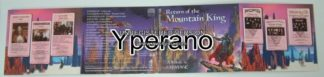 RETURN OF THE MOUNTAIN KING A Tribute to SAVATAGE CD (Brilliant Digi pack)