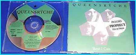 QUEENSRYCHE: Best I can CD. + edit + Acoustic Remix + live-Check video
