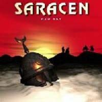 SARACEN: Red Sky CD Great N.W.O.B.H.M / Epic Metal with melody. RARE (Now & Then). !