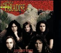 SNAKES IN PARADISE: Love got Wings CD. Contains 4 non 1st album, exclusive songs! s