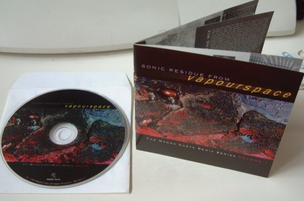 Sonic Residue from Vapourspace - The Magna Carta Remix Series Volume