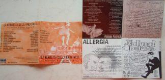 LA VENDETTA DELLA PROVINCIA Punk compilation CD FREE £0 For orders of £23+