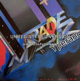 TRADE MARK: Fatal Blues CD. A.O.R. / Hard Rock, similar to the first Bon Jovi album. Check videos