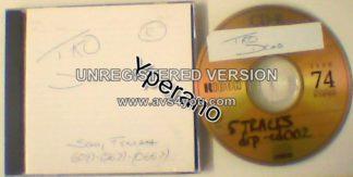 TKO: Demo 5 track CDR. AMAZING Melodic Hard Rock / Heavy Metal w. big choruses + super singer! RARE!!