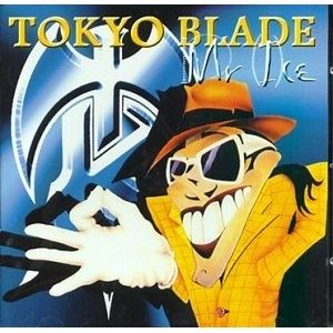TOKYO BLADE: Mr. Ice CD (sealed). With Alan Marsh, original vocalist. +5 killer bonus tracks.