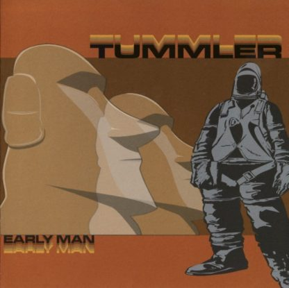 TUMMLER: Early Man CD sealed. Stoner / Doom Metal- 1st press RARE, with 2 hidden tracks!!!