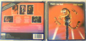 TYGERS OF PAN TANG: Crazy Nights CD Edgy Records + 3 extra Tracks, photos, extensive biographical info.
