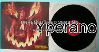 FASTWAY Trick Or Treat LP. Sondtrack Featuring Fastway Vinyl LP. 1986 Check samples
