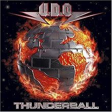 U.D.O.: Thunderball CD. Better than Accept! Check video + all samples