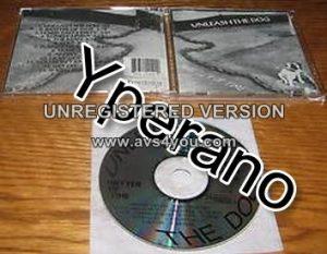 UNLEASH THE DOG: Matter of time CD. RARE Heavy metal / Hard Rock!
