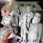 URTO Numbers CD. speed / thrash metal with clean power metal vocals.