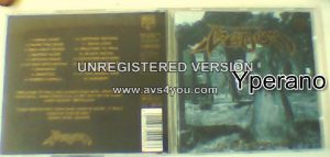 VENOM: In Memorium [The Best of] CD Signed, Autographed by all 3