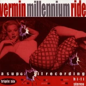 VERMIN: Millennium Ride CD. Original, 1st version No Fashion Records. Death n' roll. Check all salmples