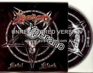 VENOM: Metal Black PROMO.