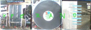 "GARY MOORE: Take A Little Time 12"" UK Rare 4 songs (2 live). Check video"