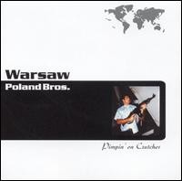 WARSAW Poland Brothers: Pimpin' on Crutches CD Super ska.