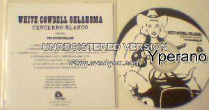 WHITE COWBELL OKLAHOMA: Cencerro Blanco CD PROMO. Kiss, ZZ TOP, Kid Rock, DOC HOLLIDAY. Check videos + all samples