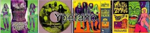 WHITE ZOMBIE: Thunderkiss '65 CD PROMO Digipak U.S, RARE! Check video
