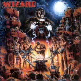 WIZARD: Bound by Metal CD. Original, 1st press B.O. Records. Fantastic!