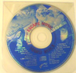 HARD ROXX In association with ESCAPE MUSIC CD 1996. Free for orders of £30+
