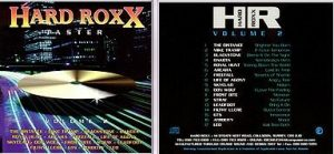 HARD ROXX TASTER Vol. 2 CD. Heartland, Royal Hunt, Skyclad, Leadfoot, GTS, Life of Agony.. s. Free for orders of £30