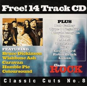 Classic Rock Classic Cuts No. 8 Free for orders of £25+