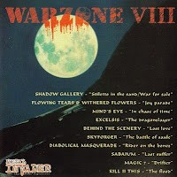 Warzone VIII (8) CD 1998 Kill II This, Skyforger, Excelsis, etc. s