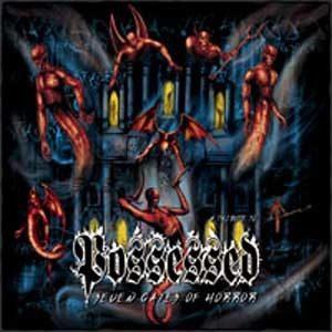 A Tribute Possessed: Seven Gates of Horror PROMO CD. No back cover. Vader, Diabolic, God Dethroned, Houwitser.