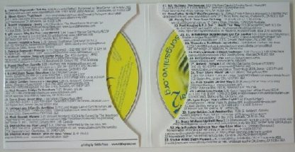 SONGSALIVE 5: compilation double 2CD -.S (All songs)!!