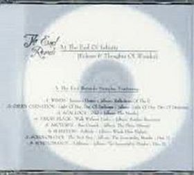 At the End of Infinity (Echoes & Thoughts of Wonder) CD. Winds, Green Carnation, Agalloch, Virgin Black, Scholomance, etc.