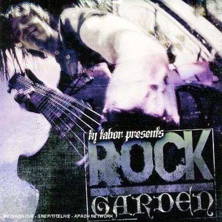 TY TABOR: Rock Garden CD PROMO -King's X band member.