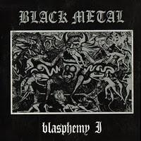 Black Metal - Blasphemy I CD. Killer Black Metal PROMO Compilation (Hellas). s.