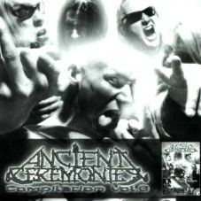 ANCIENT CEREMONIES Compilation Vol. 6 CD Free if you buy ANCIENT CEREMONIES magazine issue 9