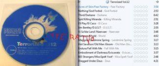 Terrorized Vol.12 CD. El Caco, etc.