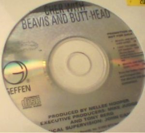 Cher with Beavis and Butt-head I Got you babe SEALED PROMO CD. Contains exclusive content!! Check video