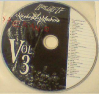 Riff Vol.3 CD Voodoo Rock Machine. 18 songs. God Dethroned, Soilwork, Catastrophic, Cydonia, Less Than Human, etc. s