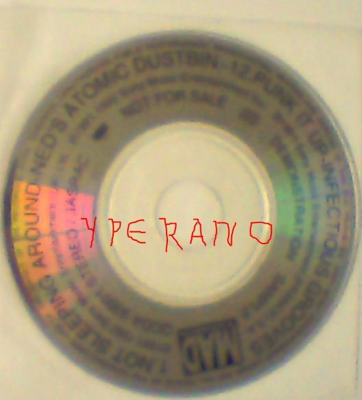 "3"" CD single: scarce Japanese PROMO CD ONLY. Ultra RARE!! 12 bands incl. Manic Street Preachers, Screaming Trees, Pearl Jam etc"