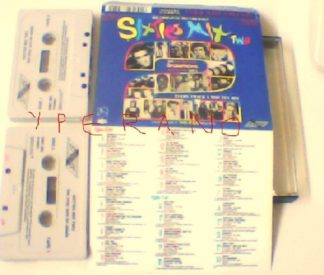 Sixties Mix Two Tape. 60 bands / killer songs from the 60's!! s