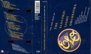 Electric Light Orchestra: The Very Best Of The Electric Light Orchestra 2tape Cassette