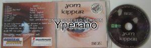 YOM KIPPUR: See CD ..SUPER RARE, in your face Progressive / Thrash Metal